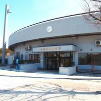 美浜町総合運動公園野球場完成。