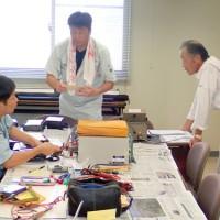 電気工事工業組合様による計測器の校正!